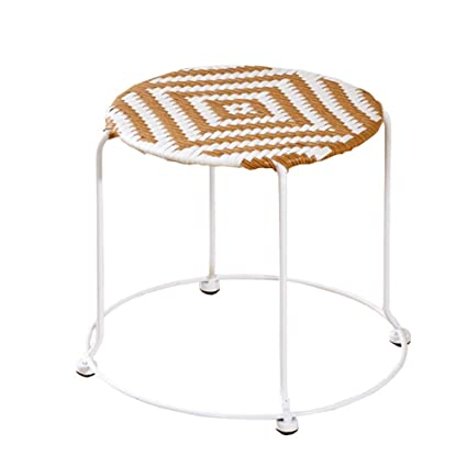Awe Inspiring Amazon Com Zhaoyongli Stools Light And Practical Plastic Onthecornerstone Fun Painted Chair Ideas Images Onthecornerstoneorg