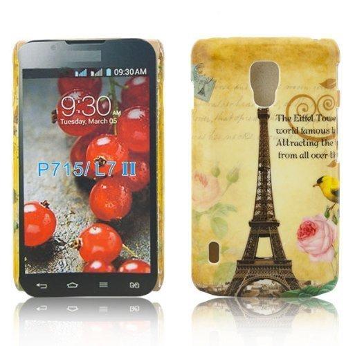 Caso Caja del teléfono Sony Xperia ion LT28i TPU silicona París La Tour Torre Eiffel Protección Diseño de parachoques del caso thematys® Pinguino, Weiss