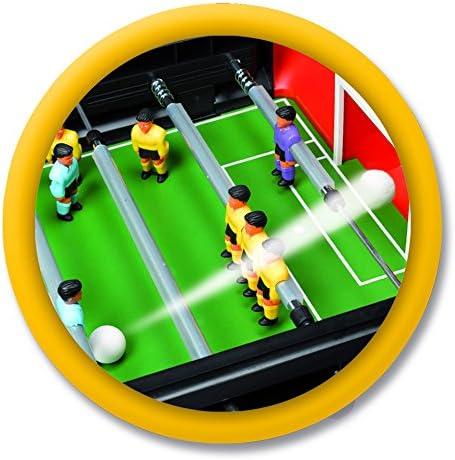Chicos - Futbolín Strategic Goool (Fábrica de Juguetes 72452 ...