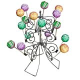 Product review for Cake Pop Stand Holder Display 18 Gourmet Baked Treat Candy Lollipop Cobble Creek