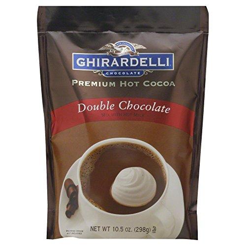 Ghirardelli Double Chocolate Premium Cocoa