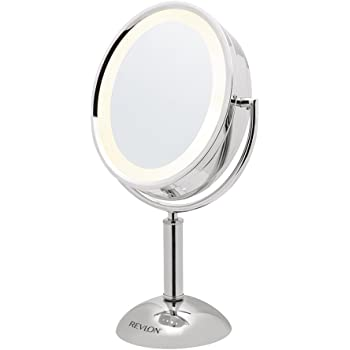 Amazon Com Revlon Magnifying Lighted Vanity Mirror Home
