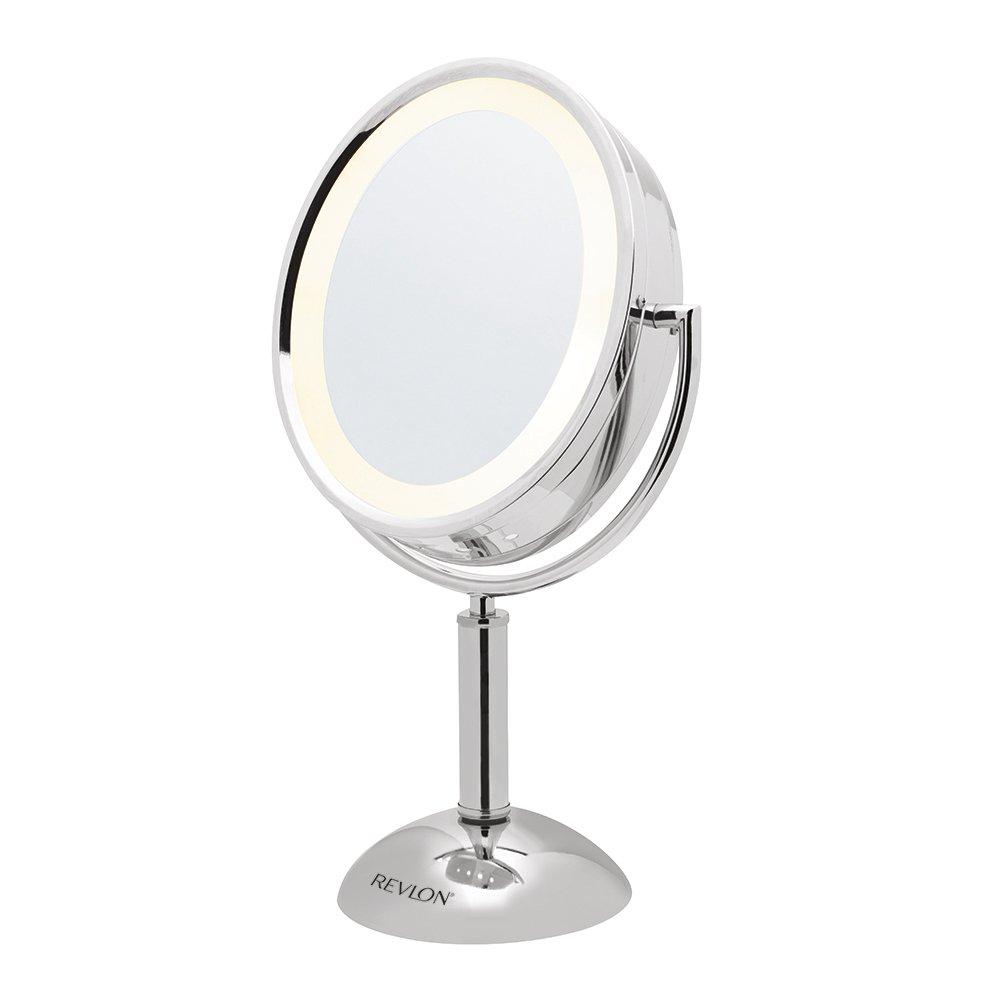 Revlon RVMR9013B Perfect Touch 1x/7x Lighted Mirror