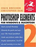 Photoshop Elements 2 for Windows and Macintosh, Craig Hoeschen and Christopher Dahl, 020179974X