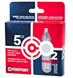 Crosman 12-Gram CO2 Powerlet Cartridges For Use