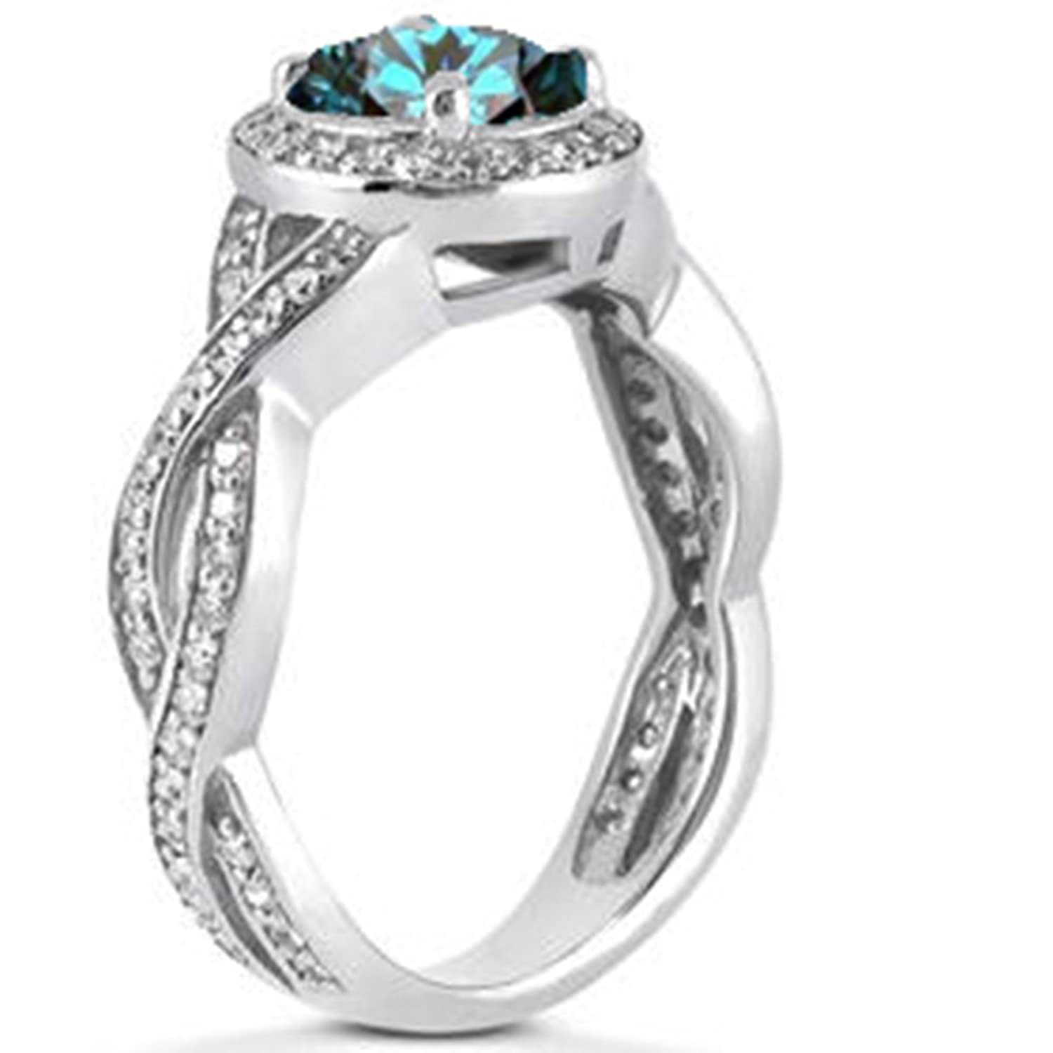 jewelers rings accent mann stone semi s product ring mount diamond engagement