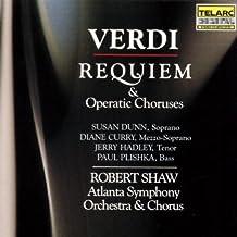 Requiem/Operatic Choruses