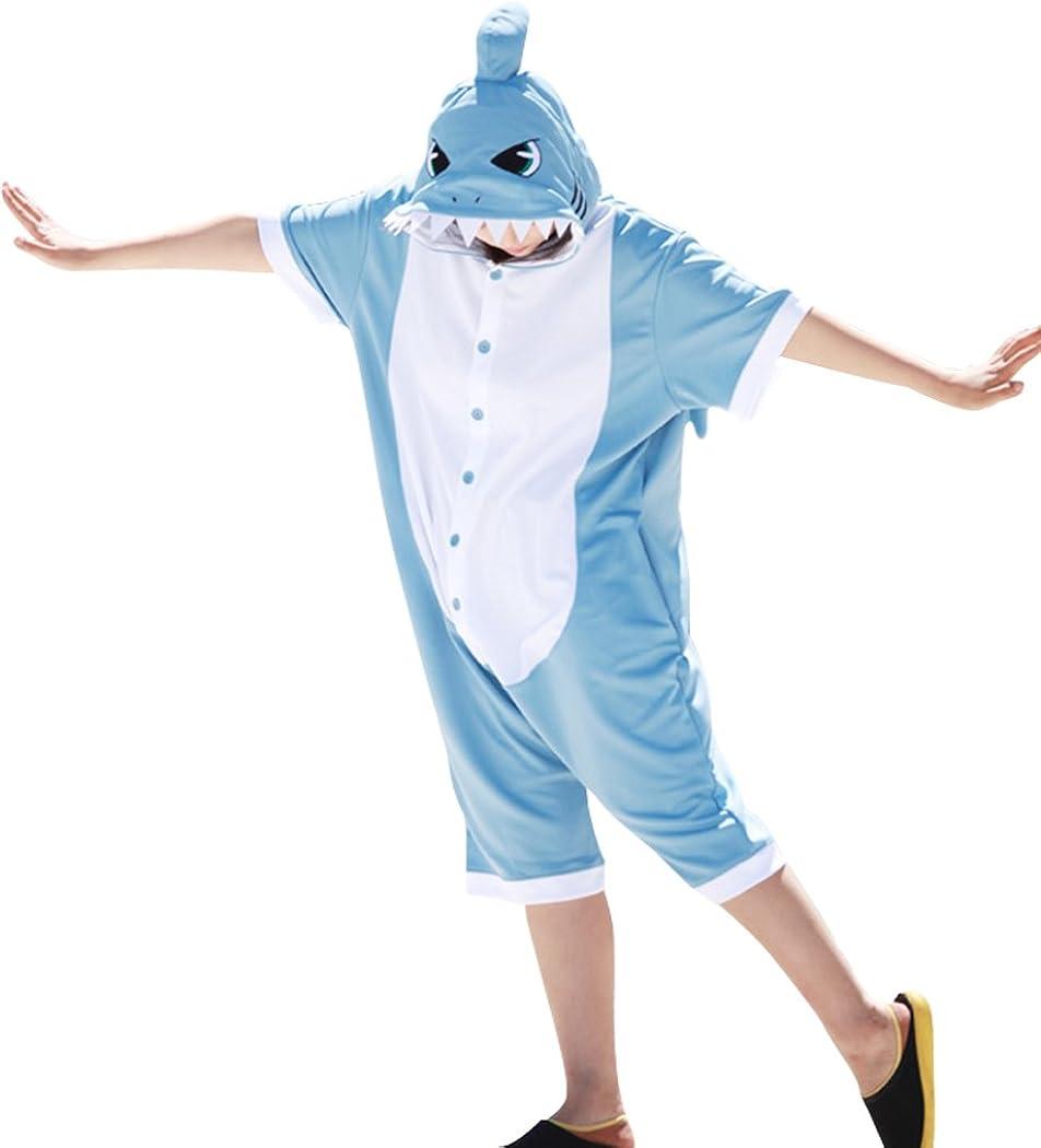 wotogold Tier Hai Pyjama Unisex Erwachsene Cosplay Kost/üme