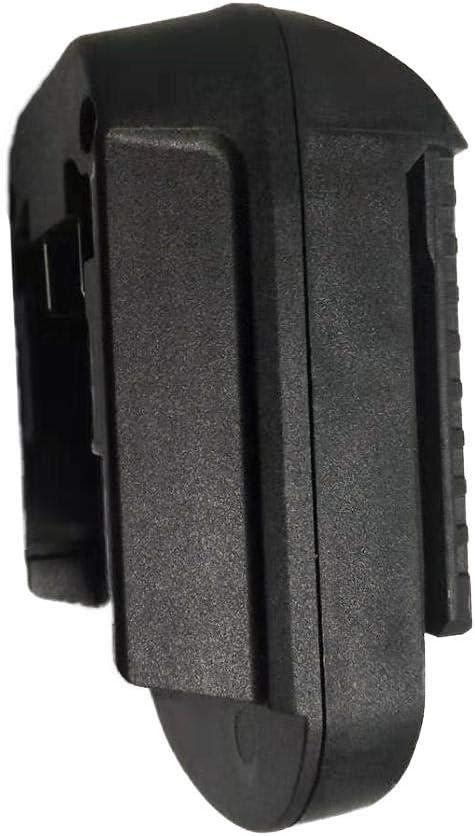 iShin/é Adaptateur convertisseur de Batterie DM18BSL pour la Conversion de Batteries Li-ION Milwaukee 18V M18 Dewalt 20V en convertisseurs de Batterie Bosch Tool