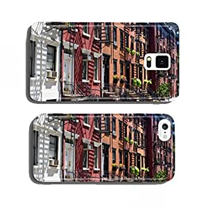 Houses on Gay Street, New York City cell phone cover case Samsung S5