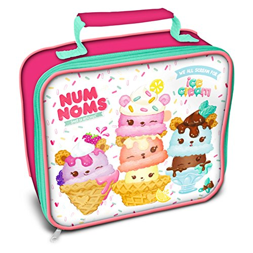 Num Noms Childrens/Girls Official Character Lunch Bag (One Size) (Multicolored)