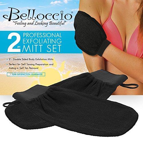 Belloccio Premium Tanning Exfoliating Preparation