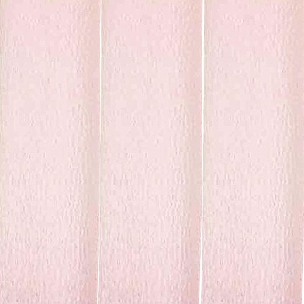 Just Artifacts Premium Crepe Paper Rolls - 8ft Length/20in Width (Set of 3, Color: Aqua Mist) JustArtifacts.Net