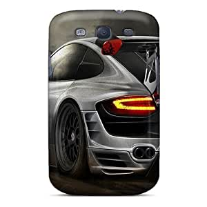 High Quality Shock Absorbing Cases For Galaxy S3-porsche Tuning