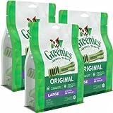 Cheap Greenies 3 PACK LARGE (24 BONES)