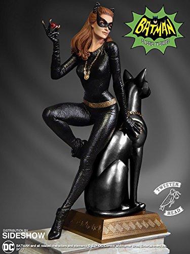Tweeterhead Catwoman Ruby Edition