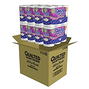 Ratings and reviews for Quilted Northern Ultra Plush Bath Tissue, 48 Double Rolls (8,448 Sheets)