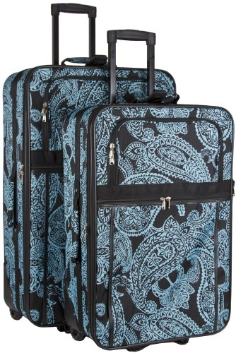 Paisley 2 Piece Luggage Set ()