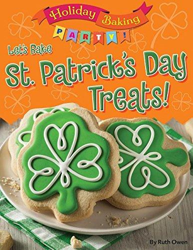 Let's Bake St. Patrick's Day Treats! (Holiday Baking Party!)