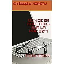 QCM DE 101 QUESTIONS SUR LA PAIE 2017: 2 éme édition (French Edition)