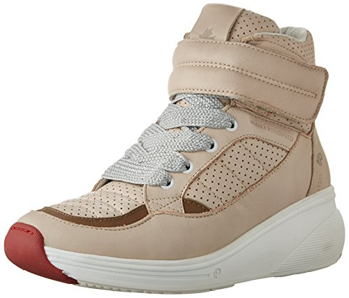 Pajar Fashion Beverly Sneaker WoMen Beige Hills qq7ZT