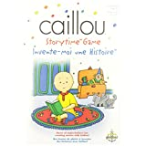 Caillou Storytime Game, White
