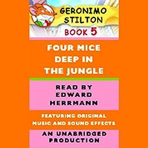 Geronimo Stilton Book 5 Audiobook