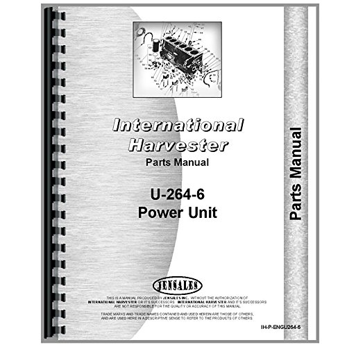 New Hough H40 Wheel Loader Engine Parts Manual ()