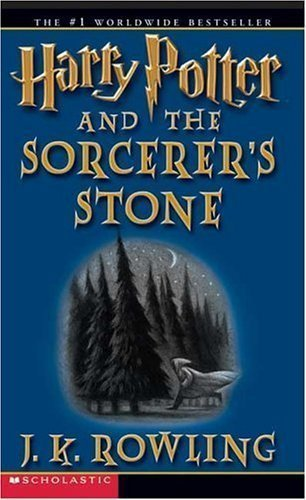 Harry Potter And The Sorcerer's Stone (mm) 1st (first) Edition by Rowling, J.K. published by Arthur A. Levine Books (2001)