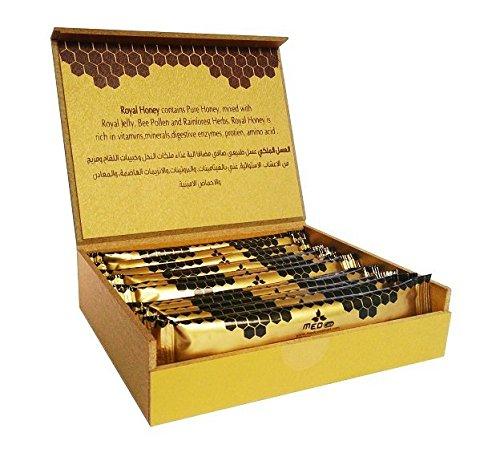 Golden Royal Honey 20gram - 15ct Box