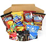 Keto Snacks Care Package (30 count) Ultra Low Carb, Ketogenic, Low Sugar Free Gift Box Variety Snack Pack