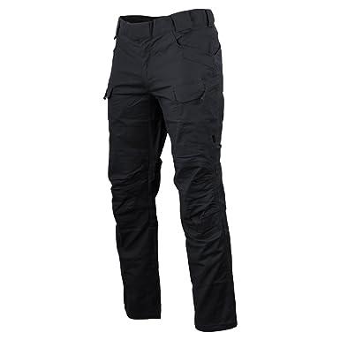 nouveau style 28790 376b3 Helikon-Tex Pantalon - Homme Noir Noir: Amazon.fr: Vêtements ...