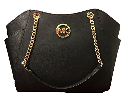 Michael Kors Large Chain Shoulder Tote Bag by Michael Kors