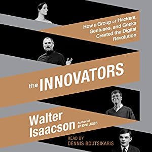 The Innovators Hörbuch