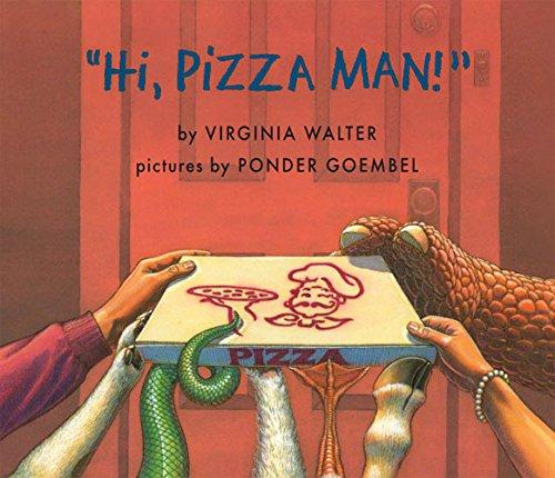 "Read Online ""Hi, Pizza Man!"" pdf"