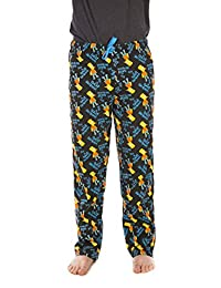Mens This Is Bart Simpson Lounge Pants