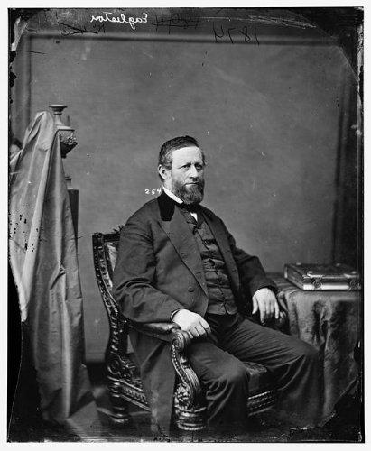Photo  Benjamin Eggleston Ohio Oh Portraits Brady Handy Collection 1860