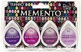 Tsukineko Juicy Purples Momento Inkpad Set by Imagine Crafts