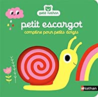 Petit escargot par Marion Billet