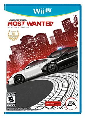 Need For Speed Most Wanted by Electronic Arts