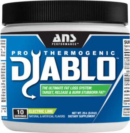 ANS Performance Diablo Digestive Nutritional Supplement, 0.1 Pound by ANS Performance