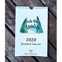 2020 Illustrated Calendar
