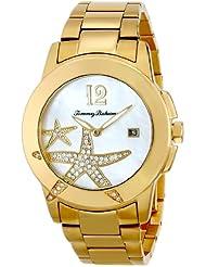 Tommy Bahama Swiss Womens TB4056 Bimini Starfish Analog Display Japanese Quartz Gold Watch