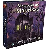 Mansions of Madness Sanctum of Twilight Board Game EXPANSION | Horror Game | Mystery Game for Teens and Adults | Ages 14+ | 1-5 Players | Average Playtime 2-3 Hours | Made by Fantasy Flight Games
