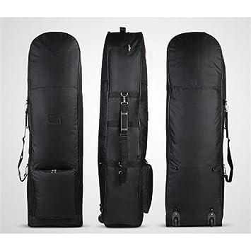 Bolsa de viaje de golf de una sola capa con polea ...