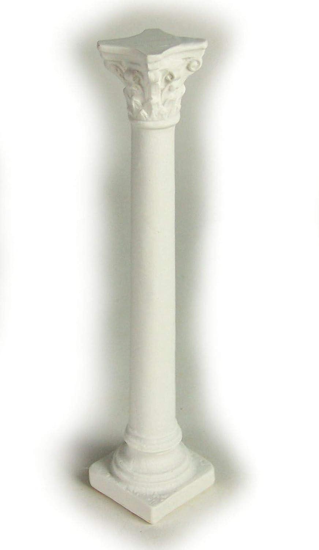 Polyresin zum Krippenbau Orientalische oder Stilkrippe 15 cm Säule farbig