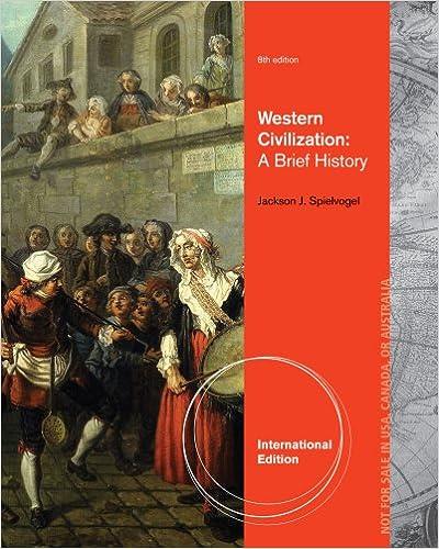 Western Civilization: A Brief History