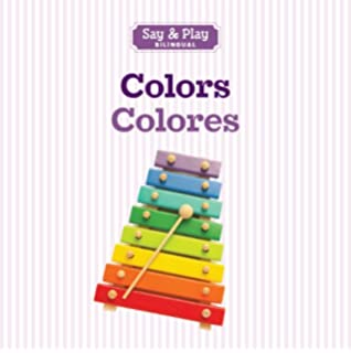 Colors/Colores (Say & Play) (English and Spanish Edition)