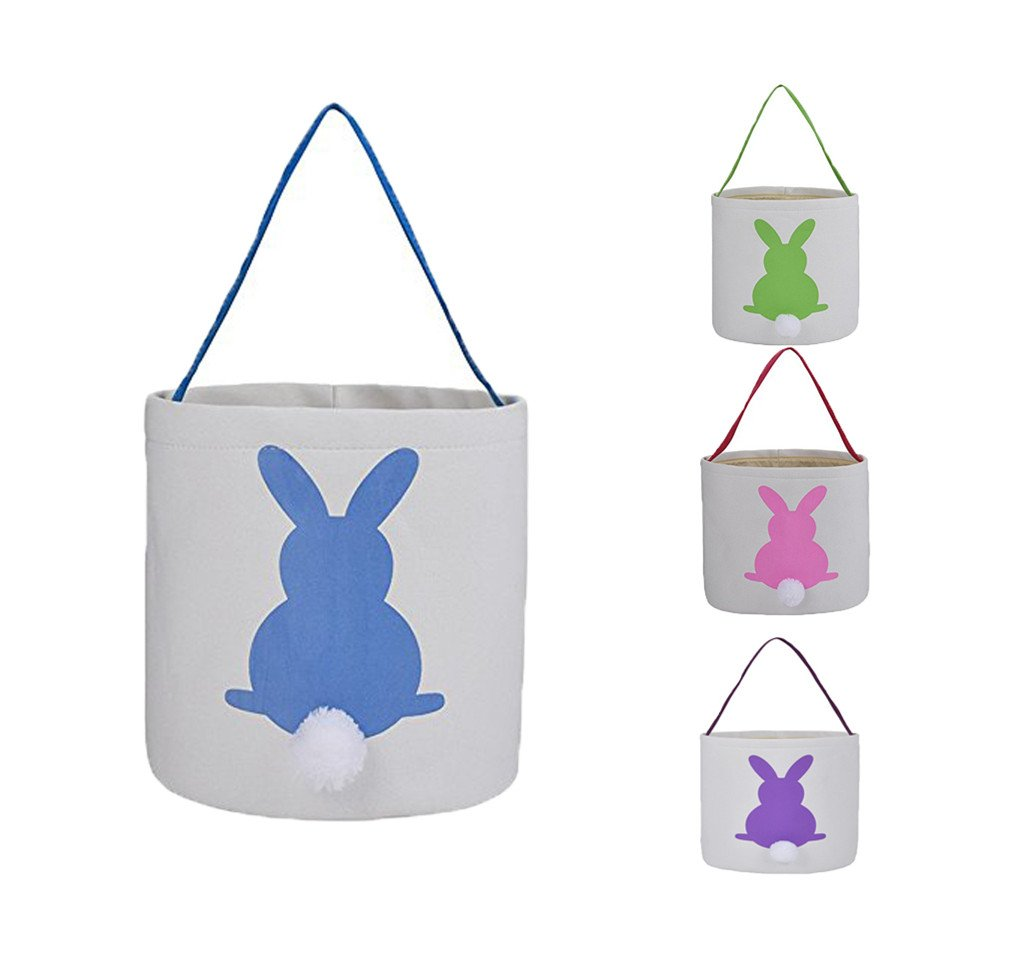 Easter Basket for Kids Easter Bunny Bag Easter Decorations