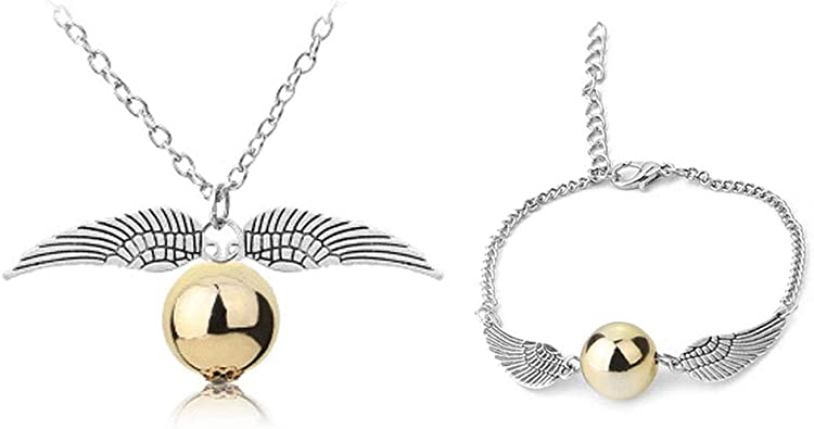 collier homme harry potter